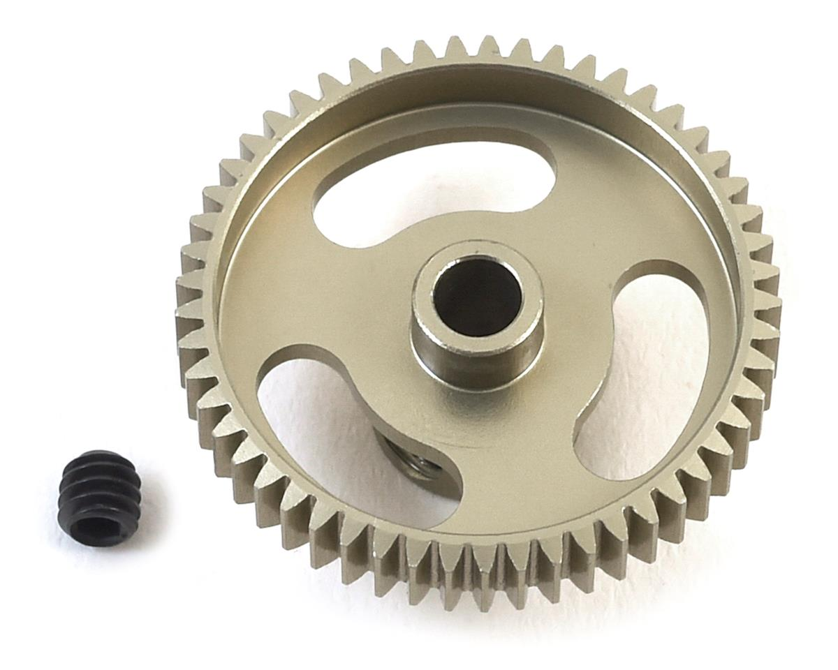 """""""Gold Standard"""" 64P Aluminum Pinion Gear (53T) by CRC"""