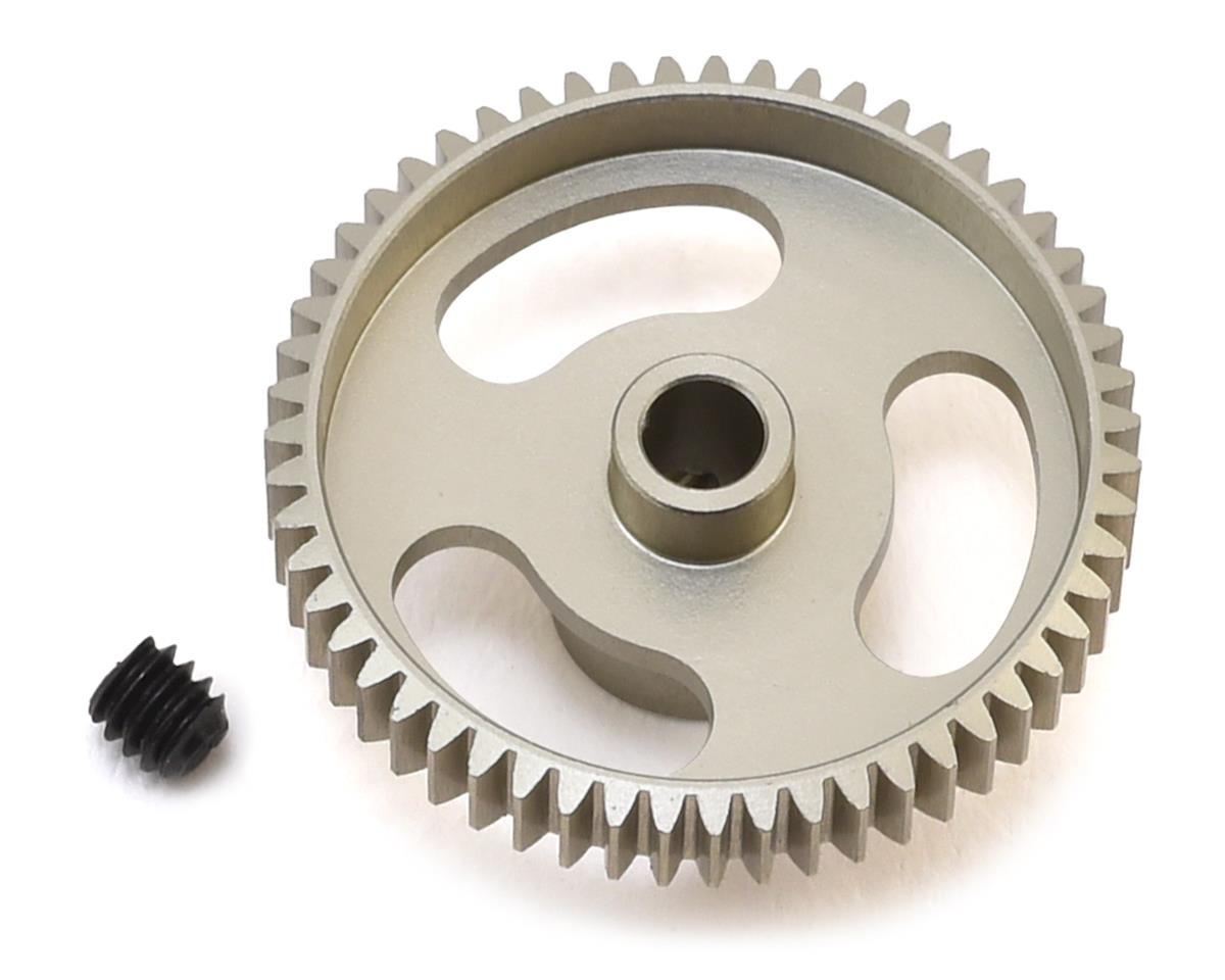 """""""Gold Standard"""" 64P Aluminum Pinion Gear (55T) by CRC"""