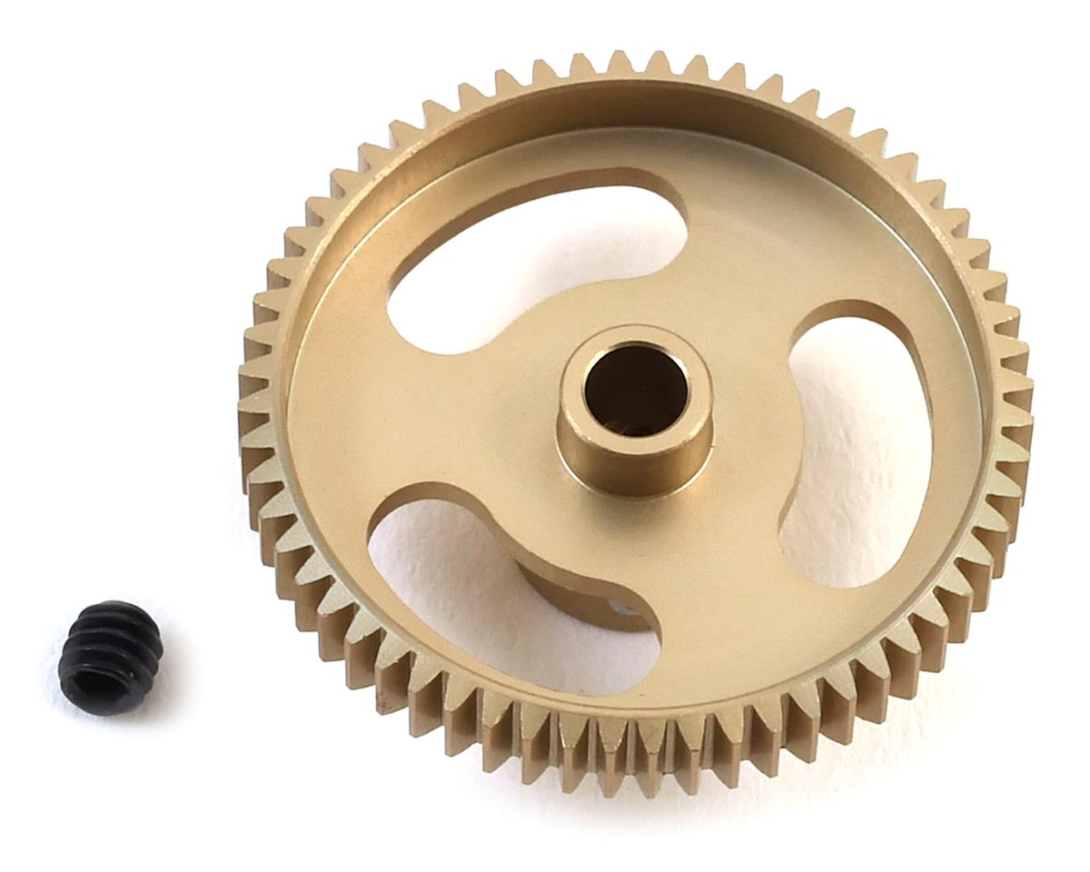"""""""Gold Standard"""" 64P Aluminum Pinion Gear (60T) by CRC"""