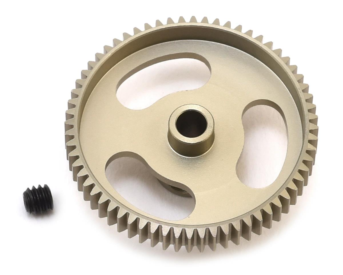 """Gold Standard"" 64P Aluminum Pinion Gear (64T) by CRC"
