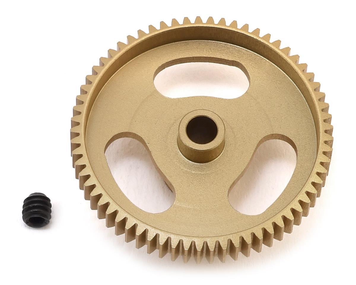 "CRC ""Gold Standard"" 64P Aluminum Pinion Gear (65T)"