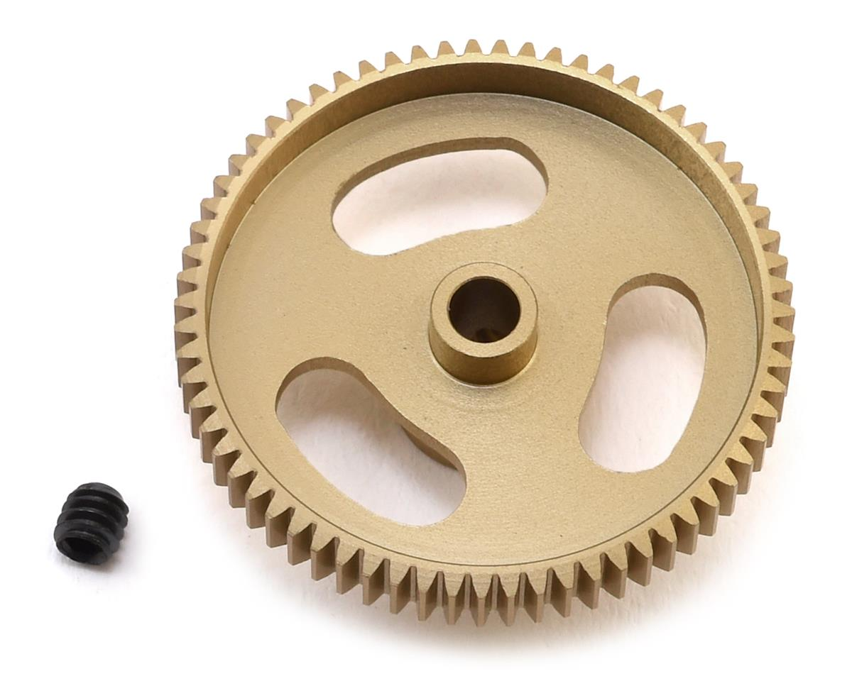 """Gold Standard"" 64P Aluminum Pinion Gear (67T) by CRC"