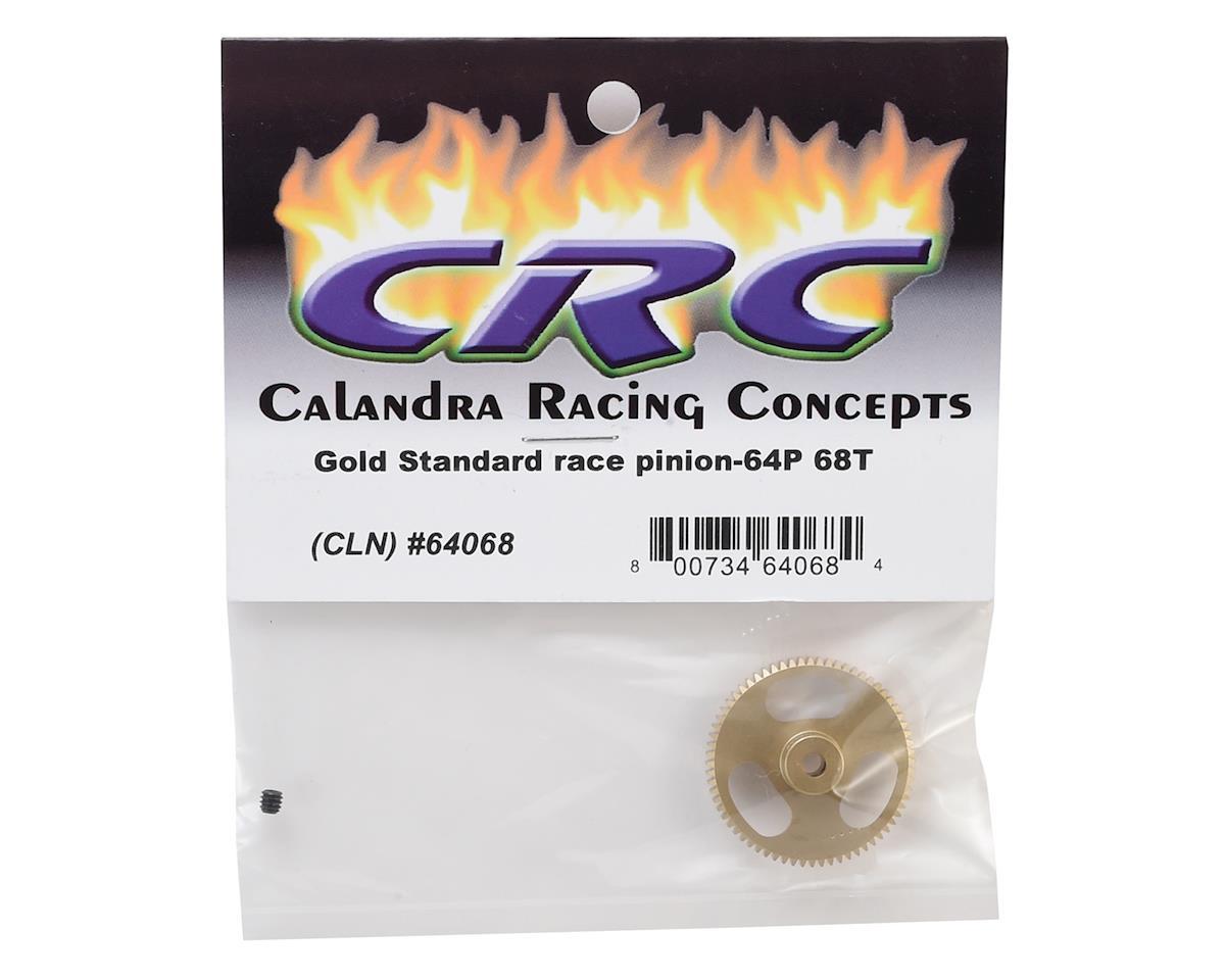 "CRC ""Gold Standard"" 64P Aluminum Pinion Gear (68T)"