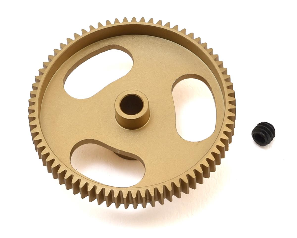 "CRC ""Gold Standard"" 64P Aluminum Pinion Gear (71T)"
