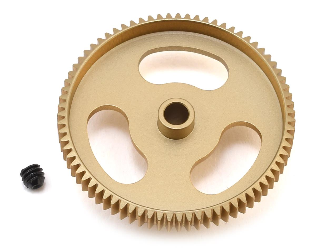 "CRC ""Gold Standard"" 64P Aluminum Pinion Gear (75T)"
