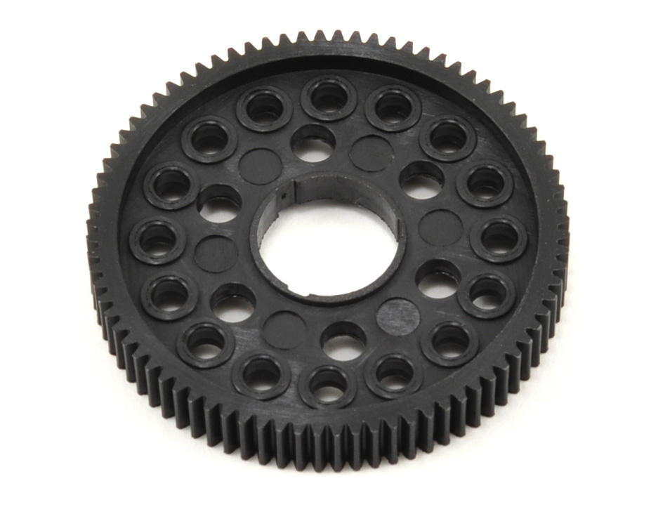"Calandra Racing Concepts 64P ""16 Ball"" Pan Car Spur Gear (80T)"