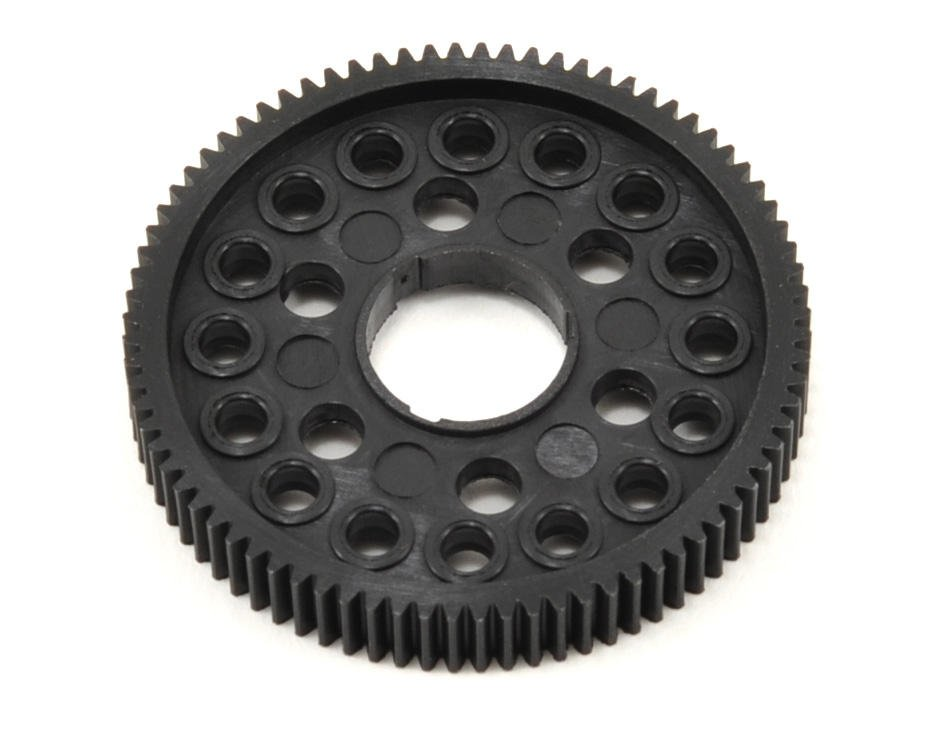 "CRC 64P ""16 Ball"" Pan Car Spur Gear (80T)"