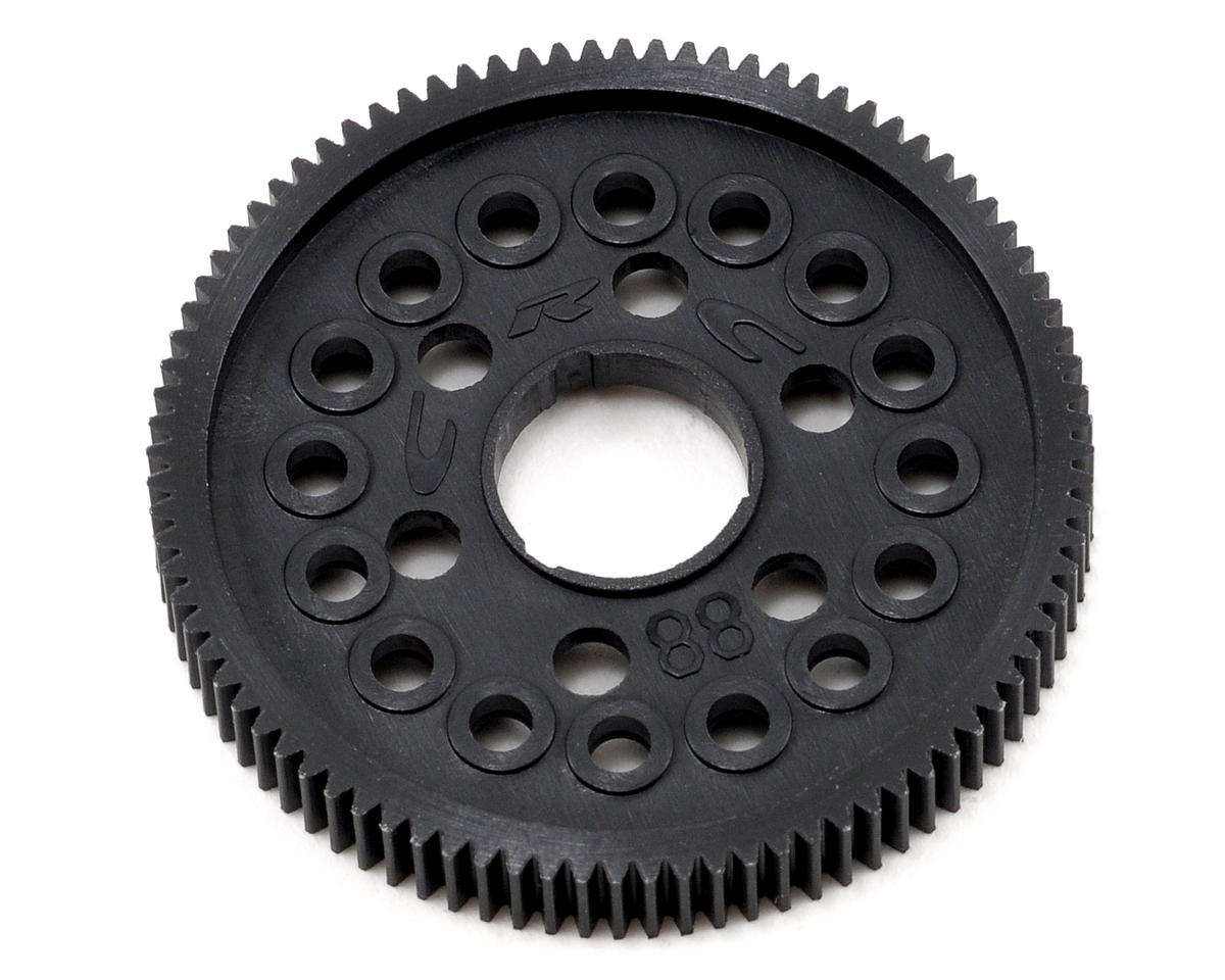 "CRC 64P ""16 Ball"" Pan Car Spur Gear (88T)"