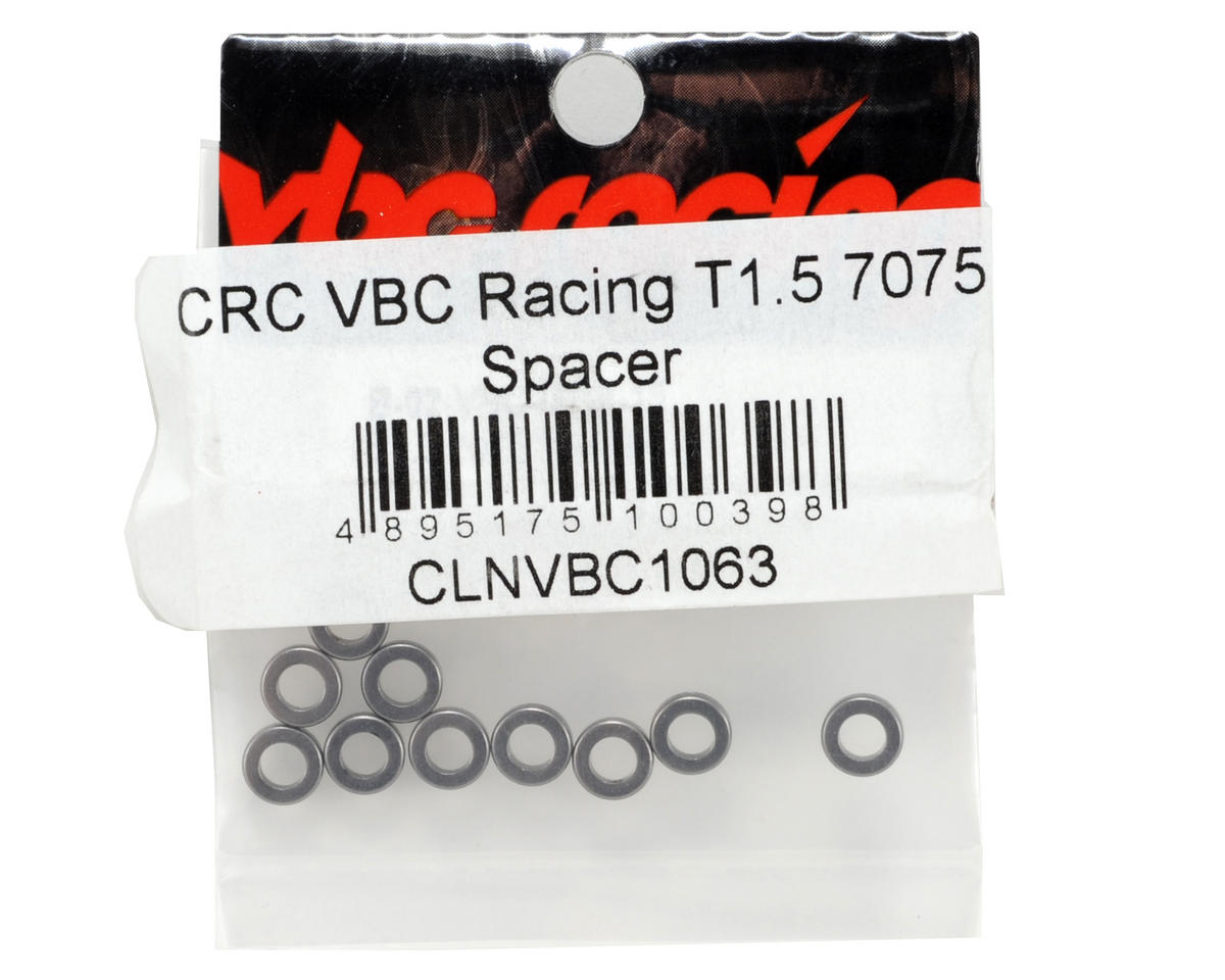 Calandra Racing Concepts VBC Racing T1.5 7075 Aluminum Spacer (10)