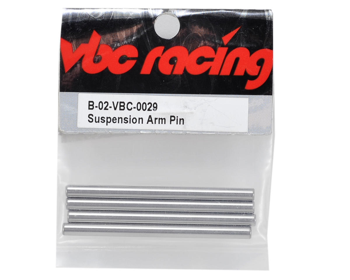 Calandra Racing Concepts VBC Racing Inner Hinge Pin Set (4)