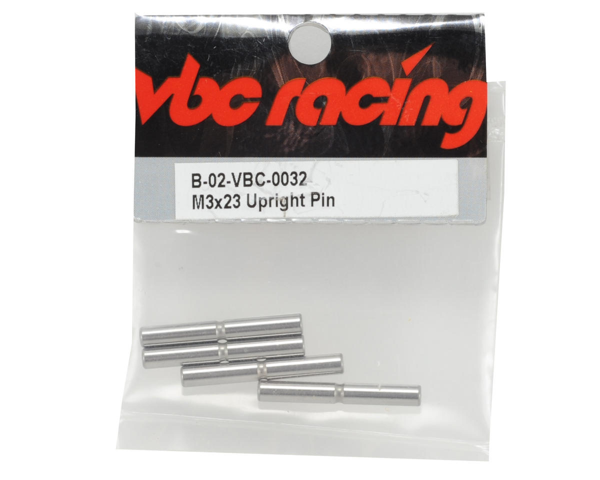 Calandra Racing Concepts VBC Racing 3x23mm Upright Pin (4)