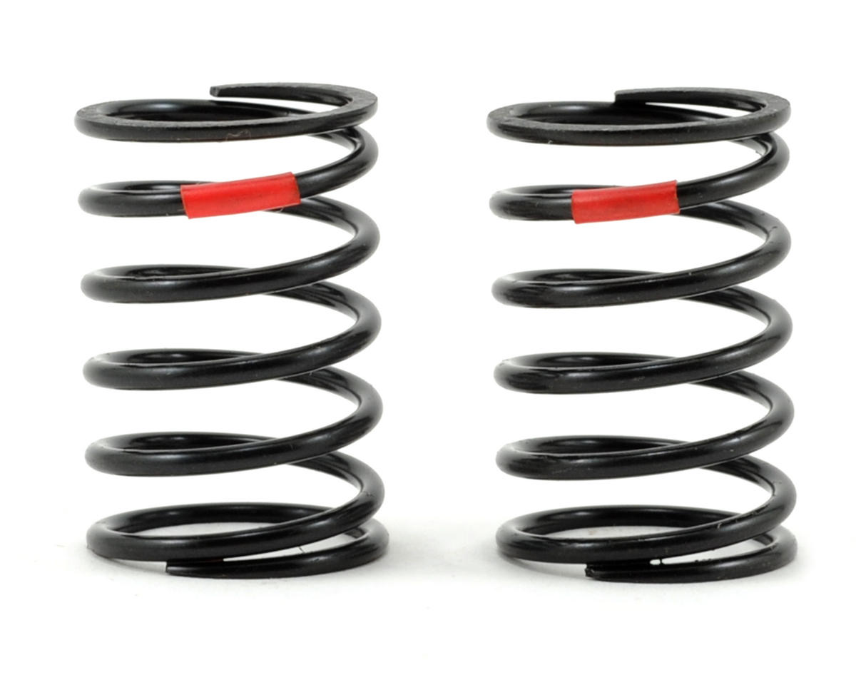 Calandra Racing Concepts VBC Racing Shock Spring Set (Red/Med-Hard)