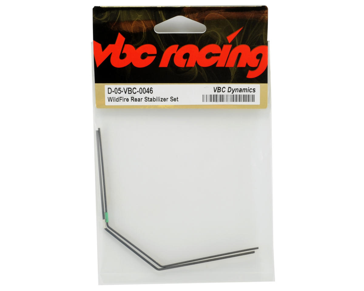 Calandra Racing Concepts VBC Racing Rear Stabilizer Set (2)