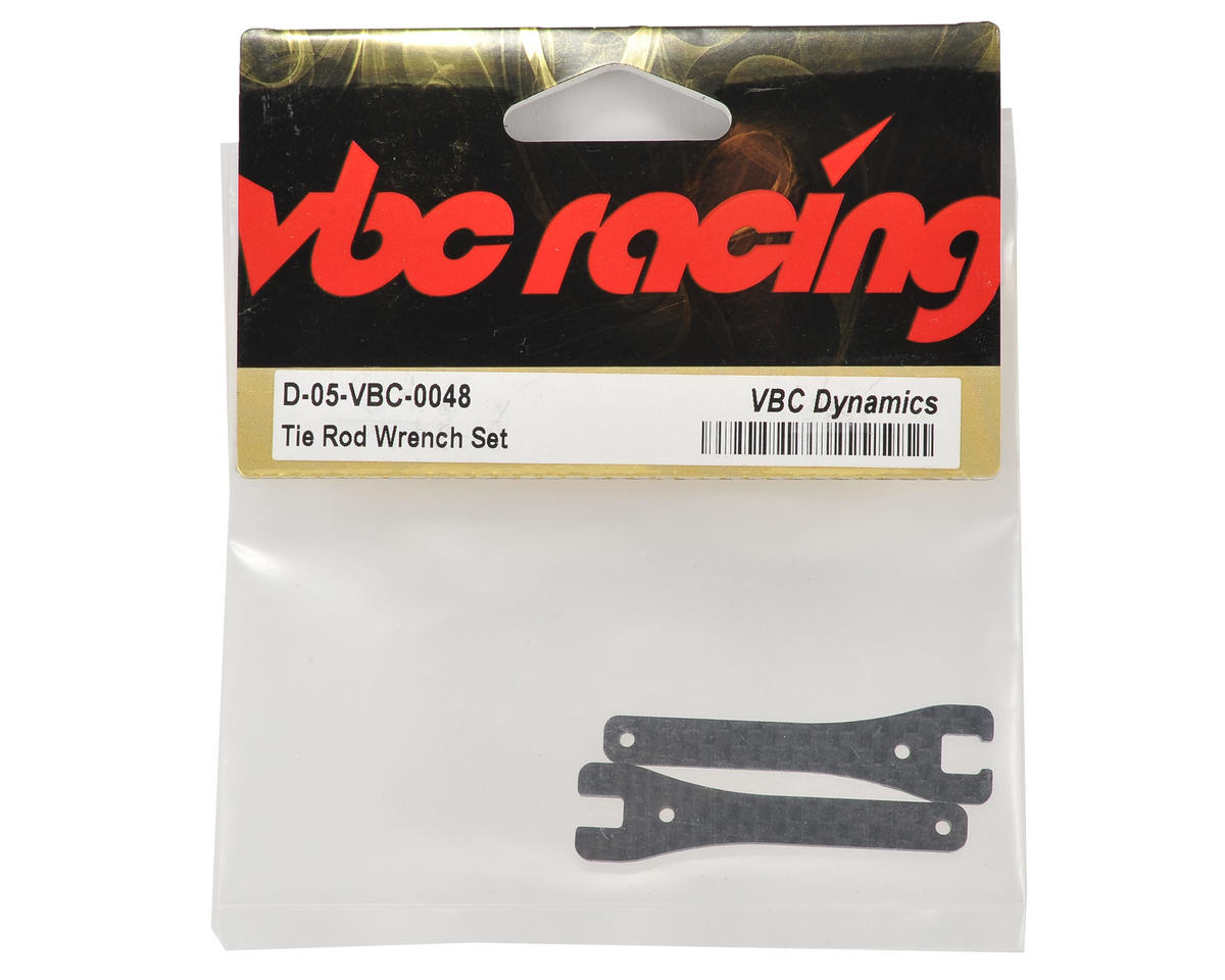 Calandra Racing Concepts VBC Racing Tie Rod Wrench Set (2)