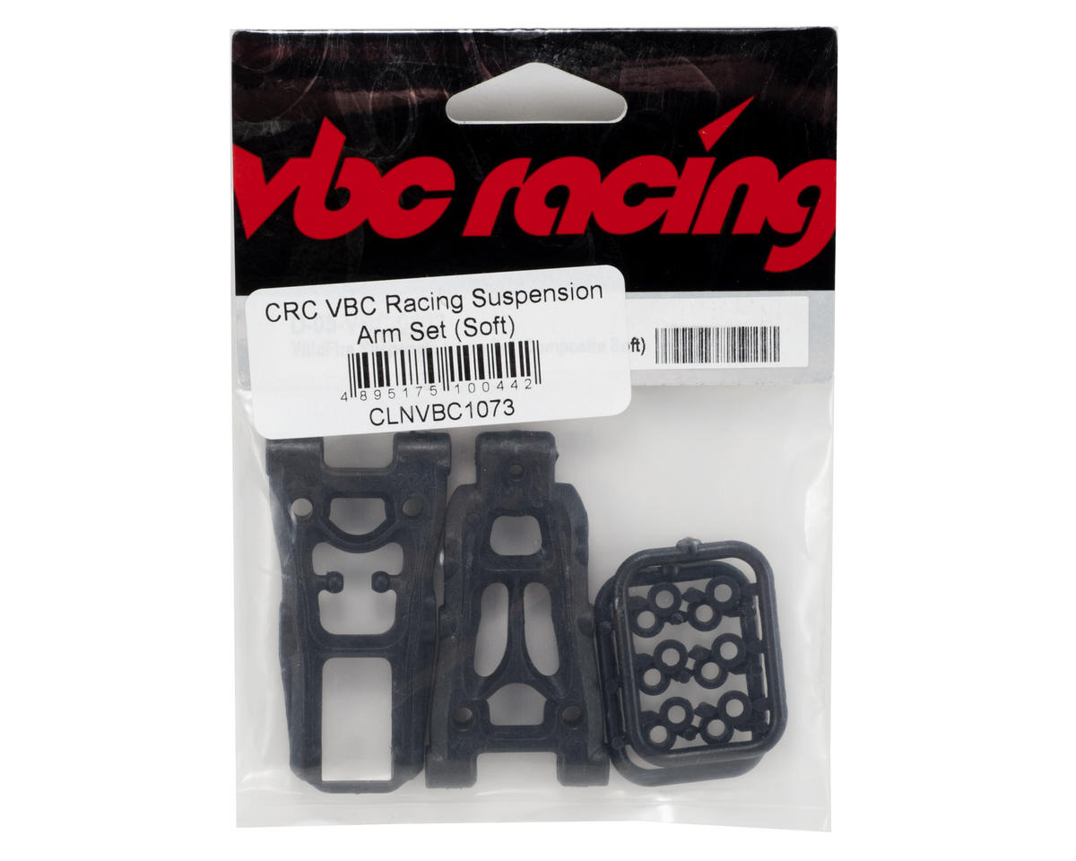 Calandra Racing Concepts VBC Racing Suspension Arm Set (Soft)