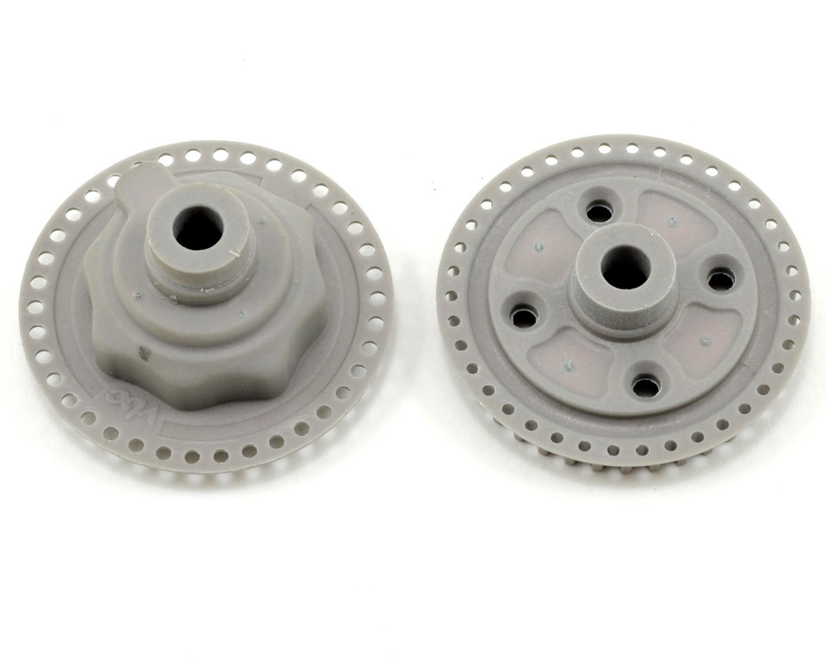 Calandra Racing Concepts VBC Racing 38T Gear Differential Housing Set