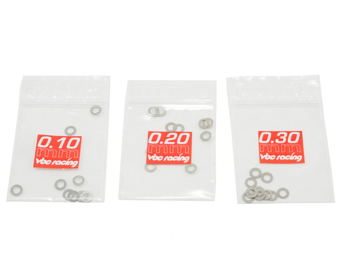Calandra Racing Concepts VBC Racing Shim Set