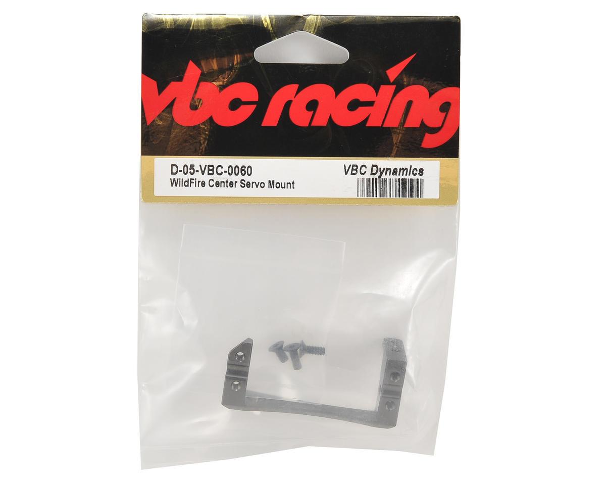 Calandra Racing Concepts VBC Racing Aluminum Center Servo Mount