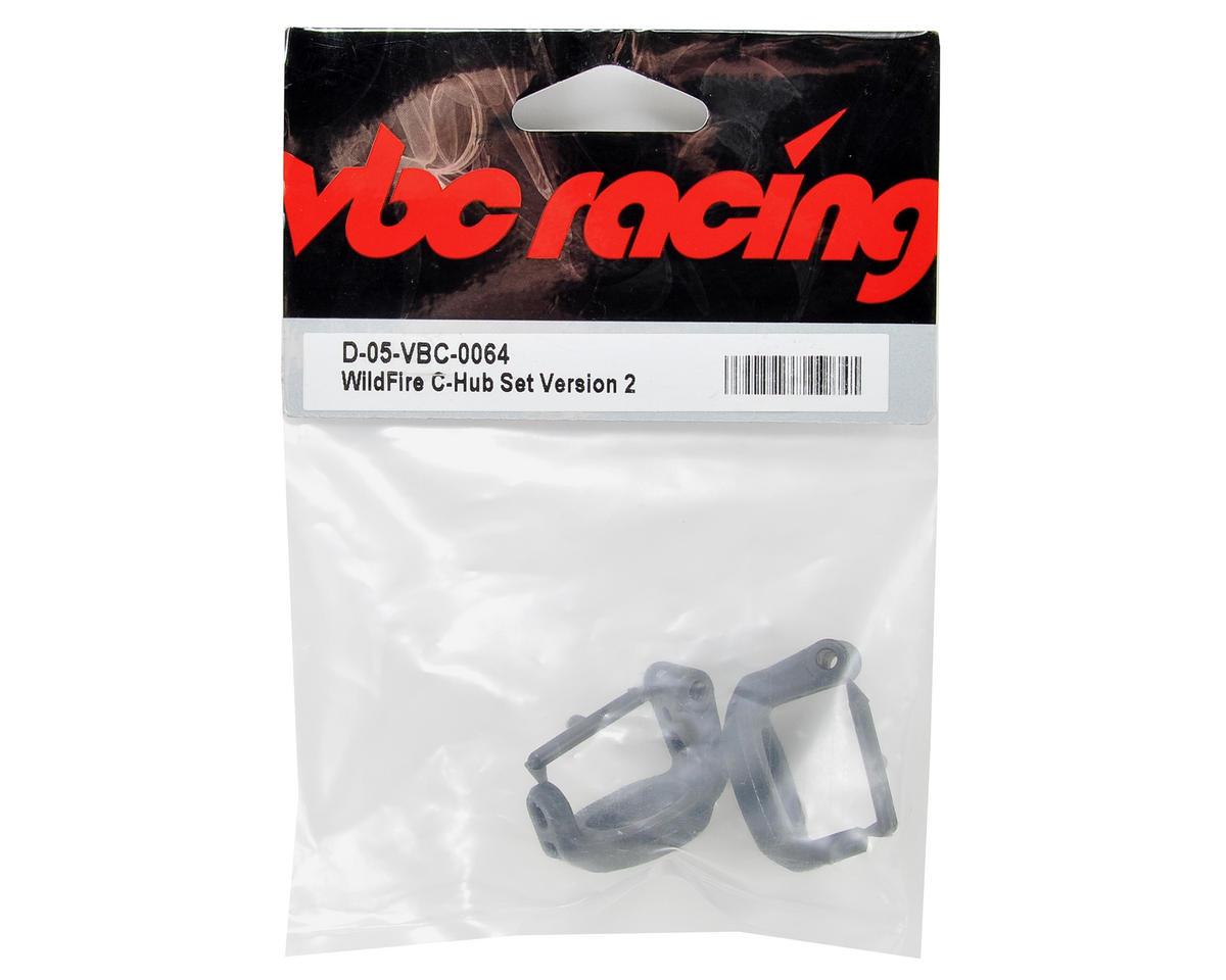 Calandra Racing Concepts VBC Racing V2 Composite C-Hub Set (2)