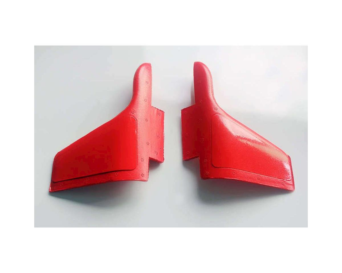 Cloud Nine Wing Tip, Red: Viper Jet