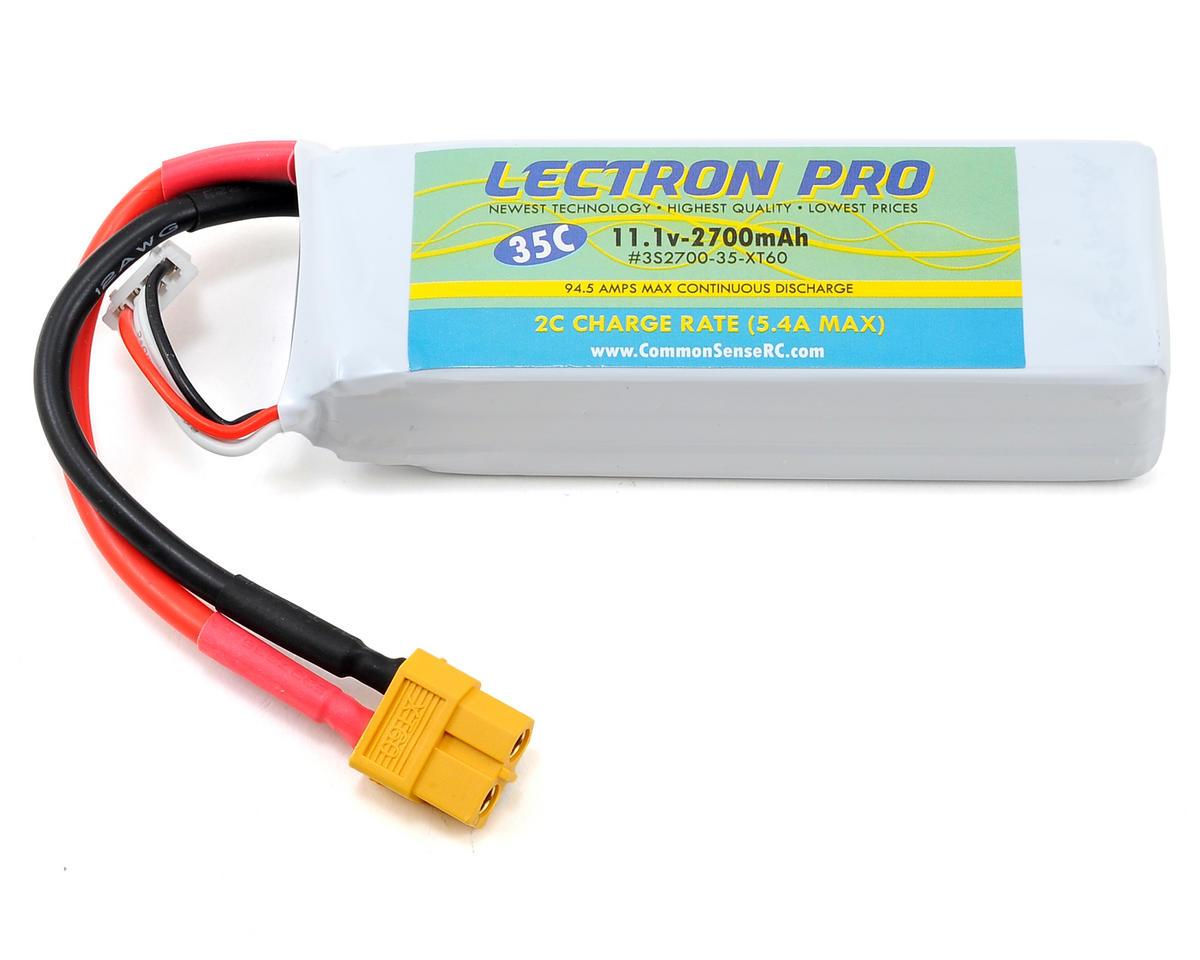 Common Sense RC DJI Phantom 3S LiPo Battery Pack 35C (11.1V/2700mAh)