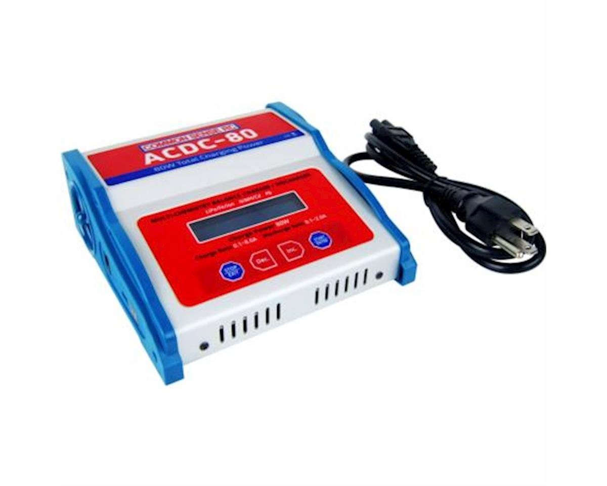 Common Sense RC Ac/Dc 80 Multi-Chemistry Charger