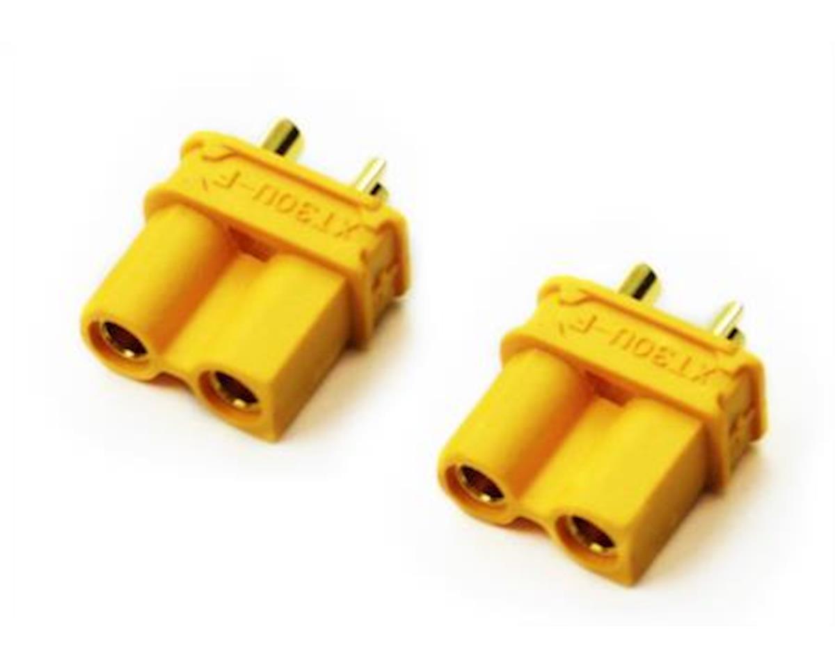 Common Sense XT30 Connectors - 2 Pack of Female