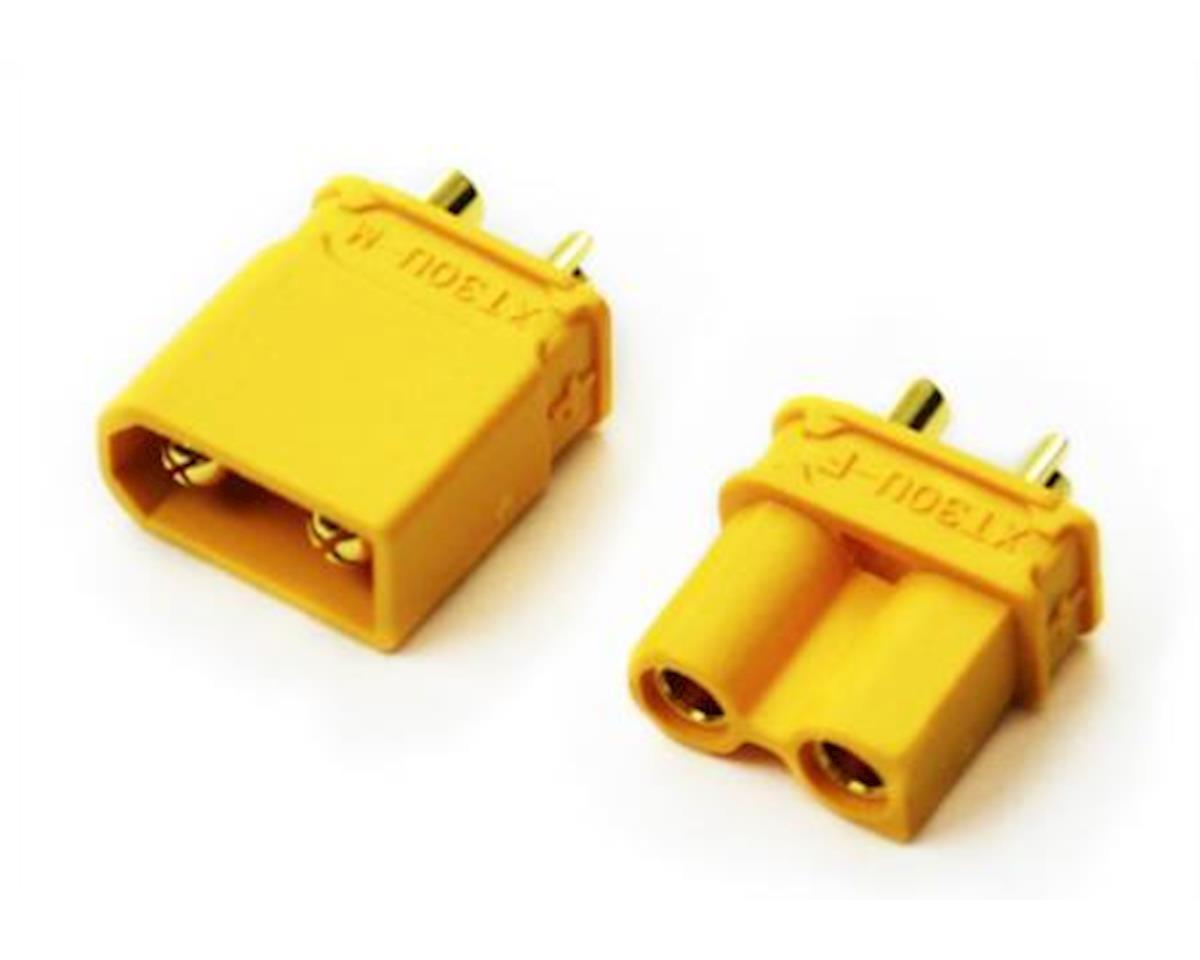 Common Sense XT30 Connectors - (1) Male, (1) Female