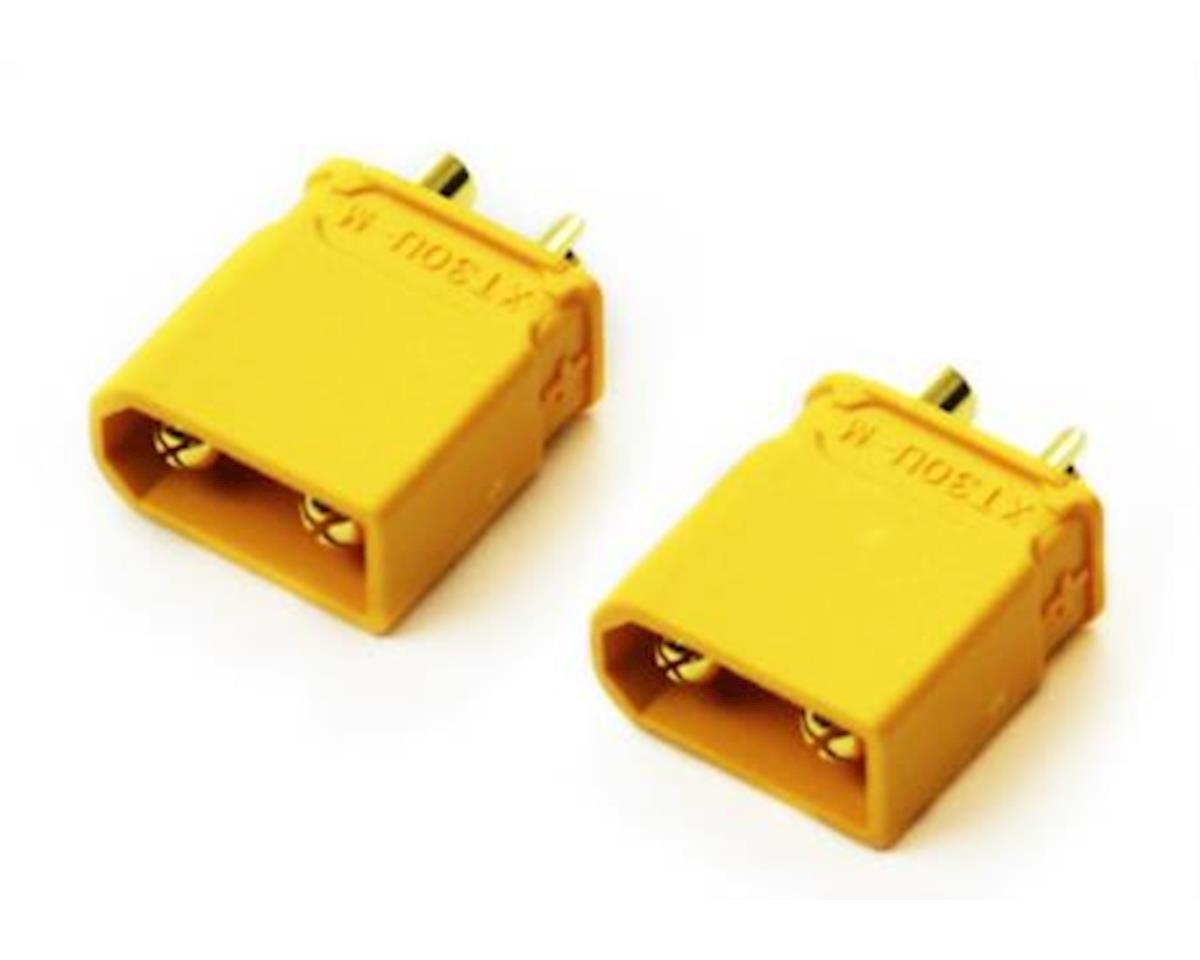 Common Sense XT30 Connectors - 2 Pack of Male