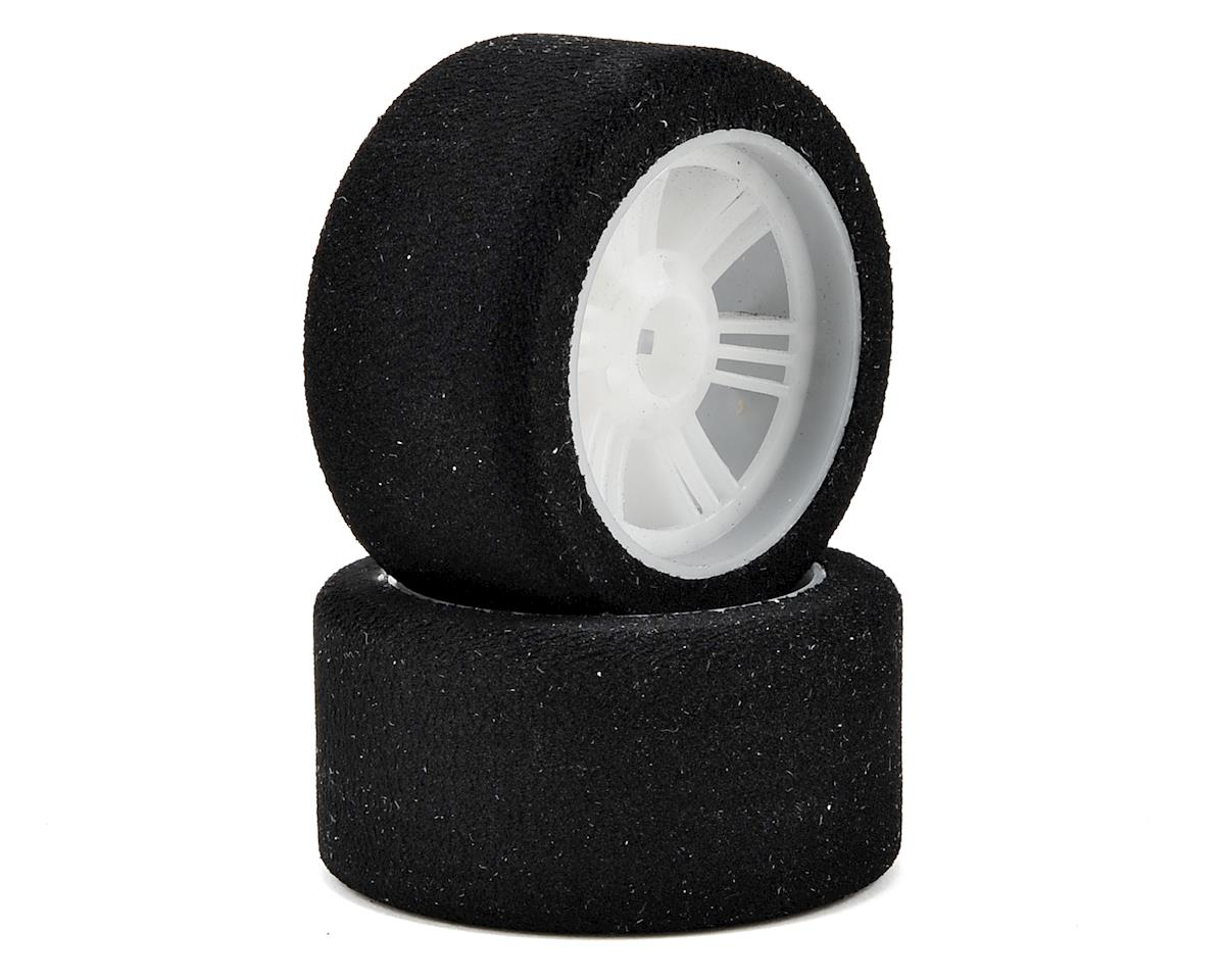 Contact RC 1/8 On Road Front Tires (2) (Translucent White) (35 Shore)
