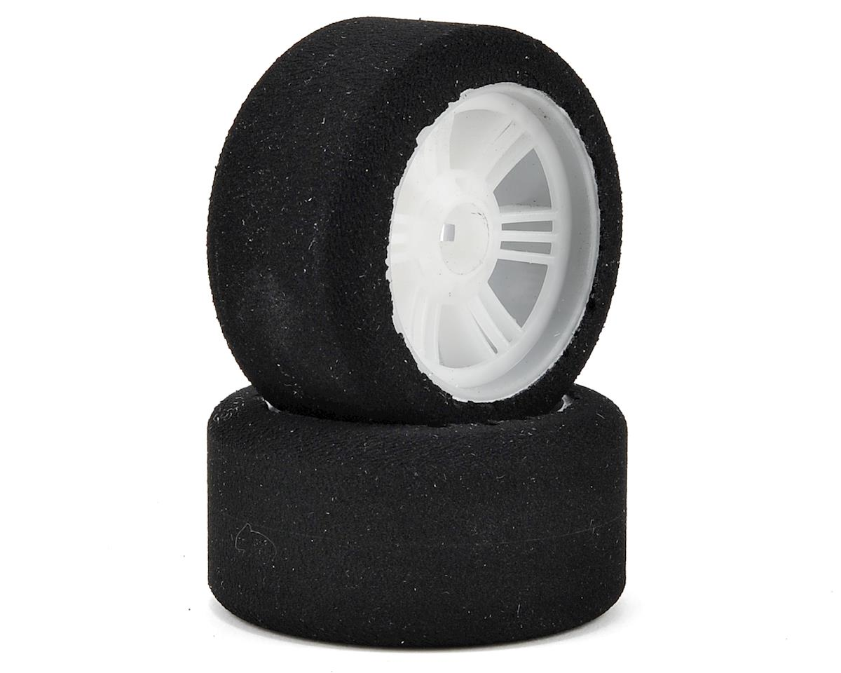 Contact RC 1/8 On Road Front Tires (2) (Translucent White) (37 Shore)