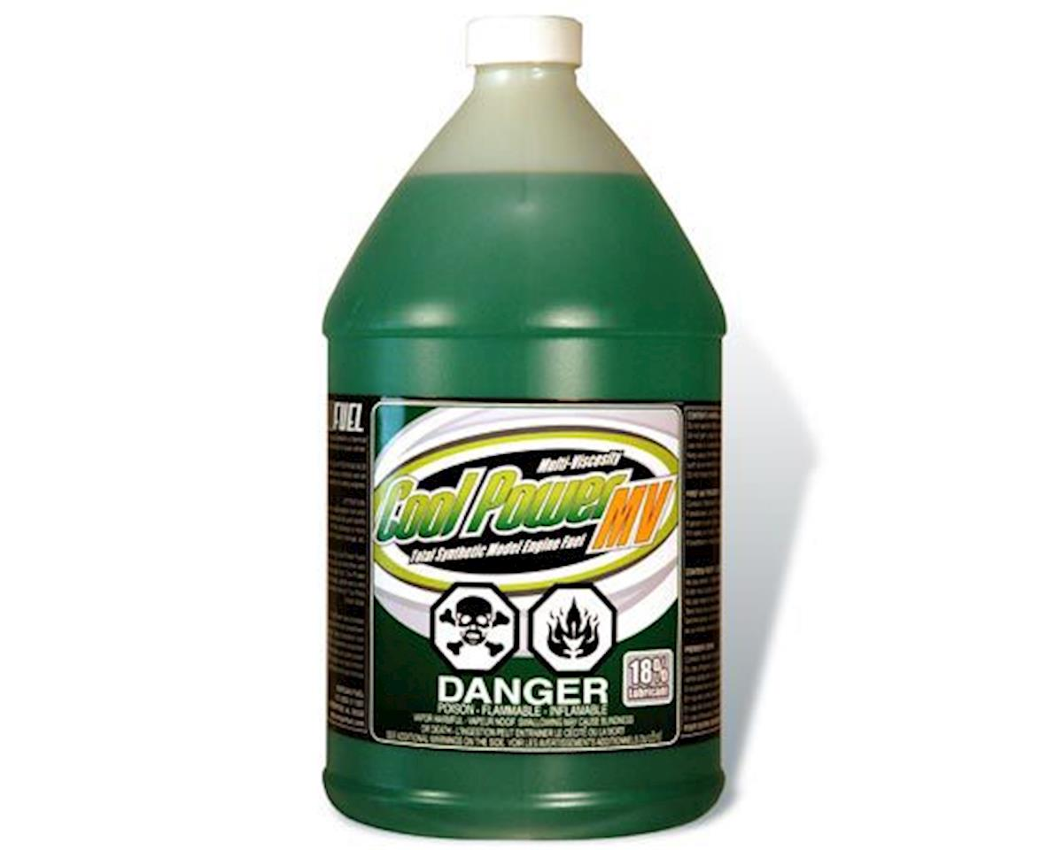 Morgan Fuel Cool Power MV 15% Nitro 18% Oil (Four Gallons)