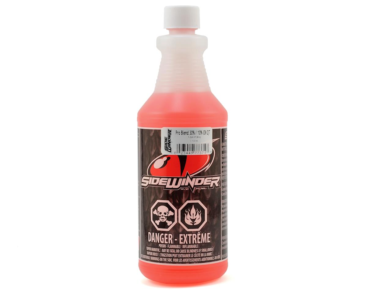 Sidewinder Pro Blend 30% Nitro Fuel (One Quart) by Morgan Fuel