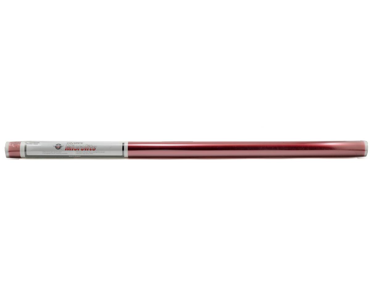Coverite 21st Century MicroLite Transparent Red