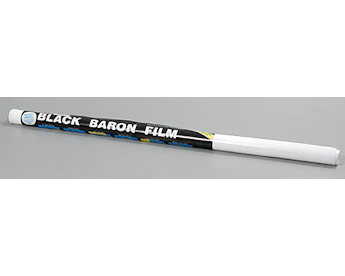Coverite Black Baron Film White 6'