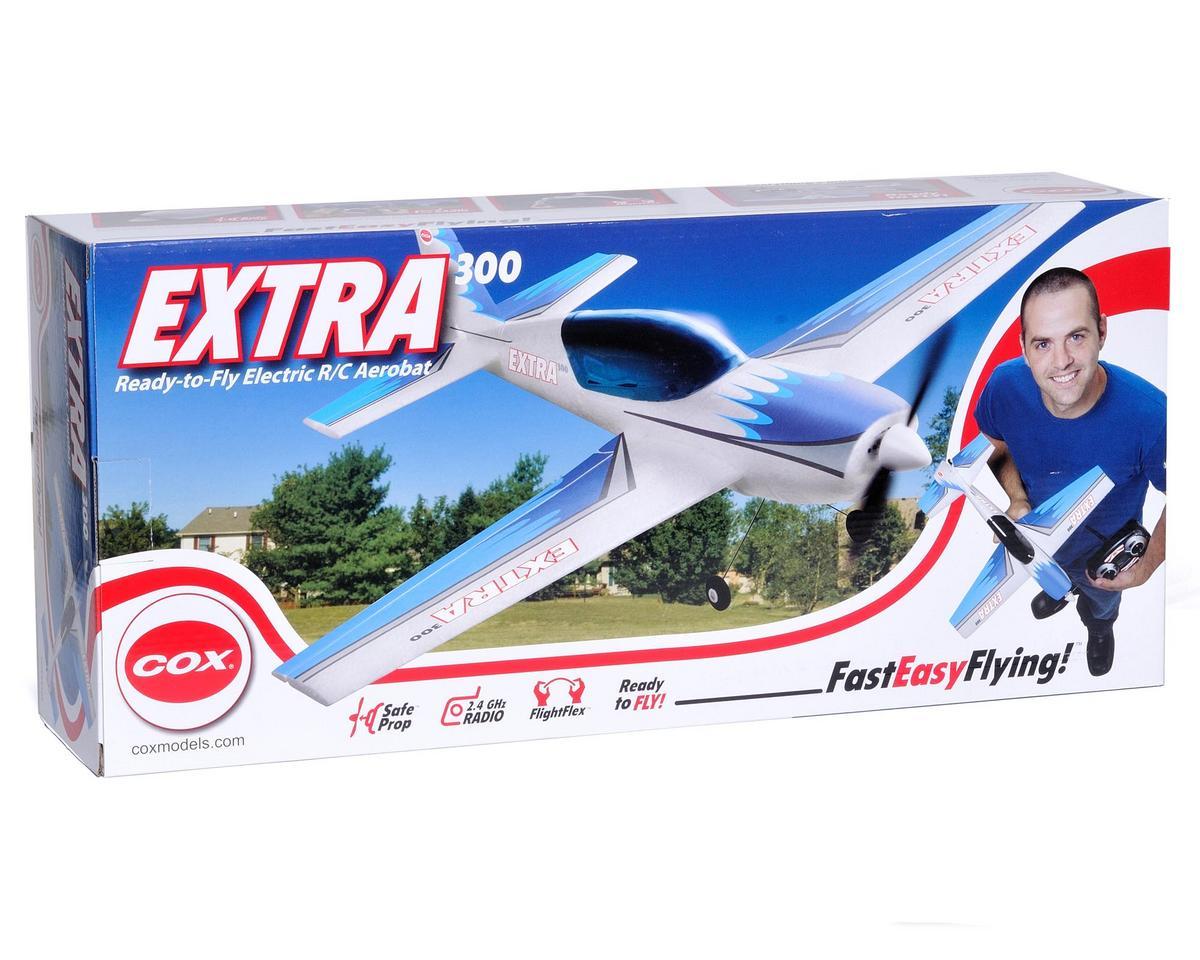 Cox Extra 300 EP RTF Park Flyer