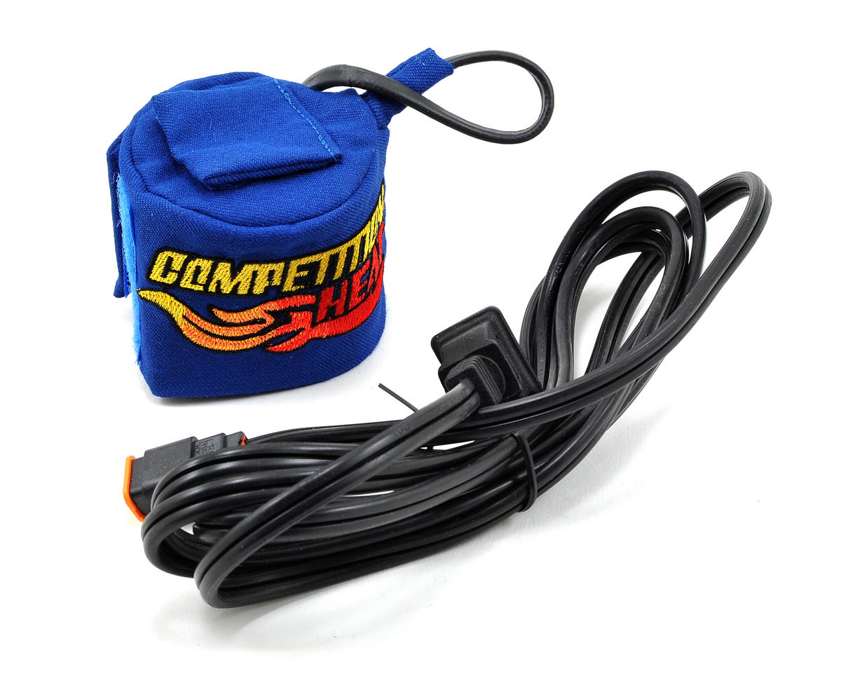 """Blue Deuce 2"" AC Nitro Engine Heater (120V) by Competition Heat"
