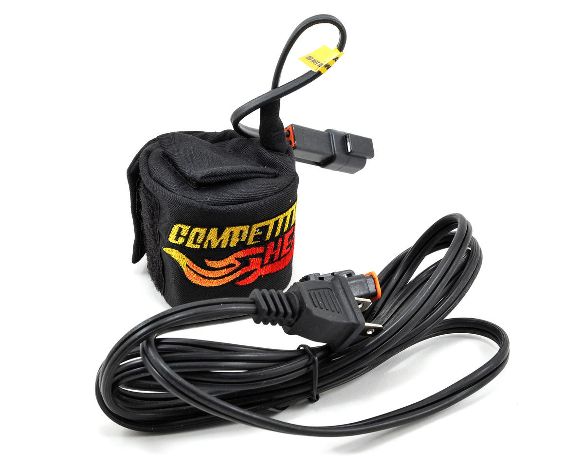 """Deuce 2"" AC Nitro Engine Heater (120V) by Competition Heat"