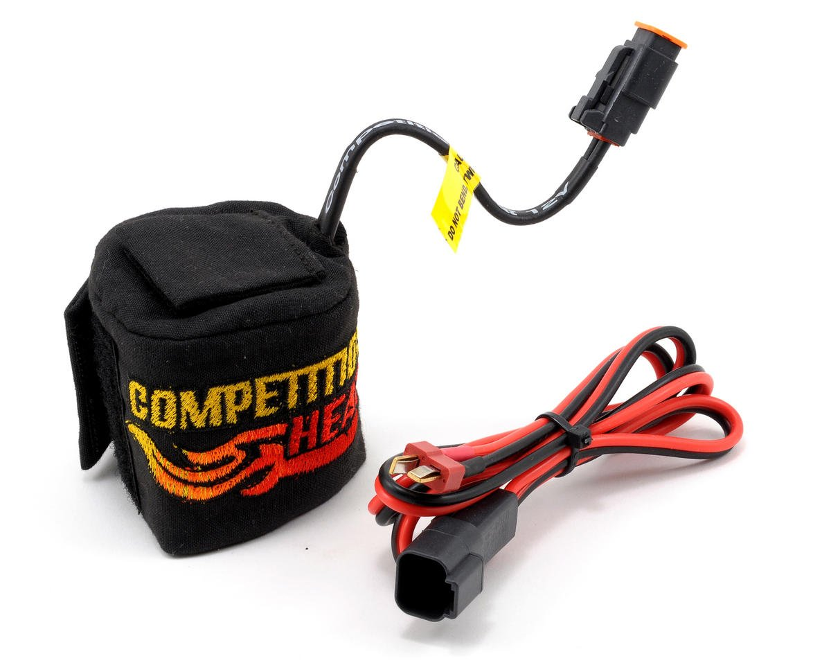 "Competition Heat ""Deuce"" DC Nitro Engine Heater (12V)"