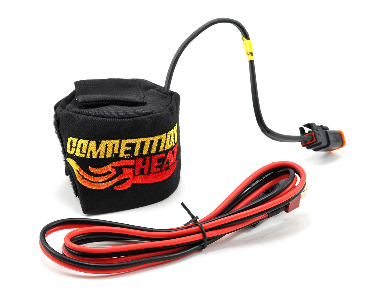 """Deuce 2"" DC Nitro Engine Heater (12V) by Competition Heat"