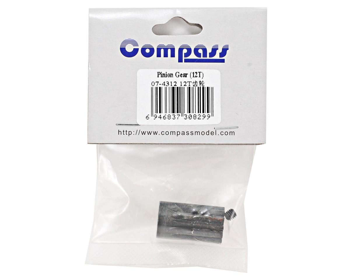 Compass Model Pinion Gear (12T)