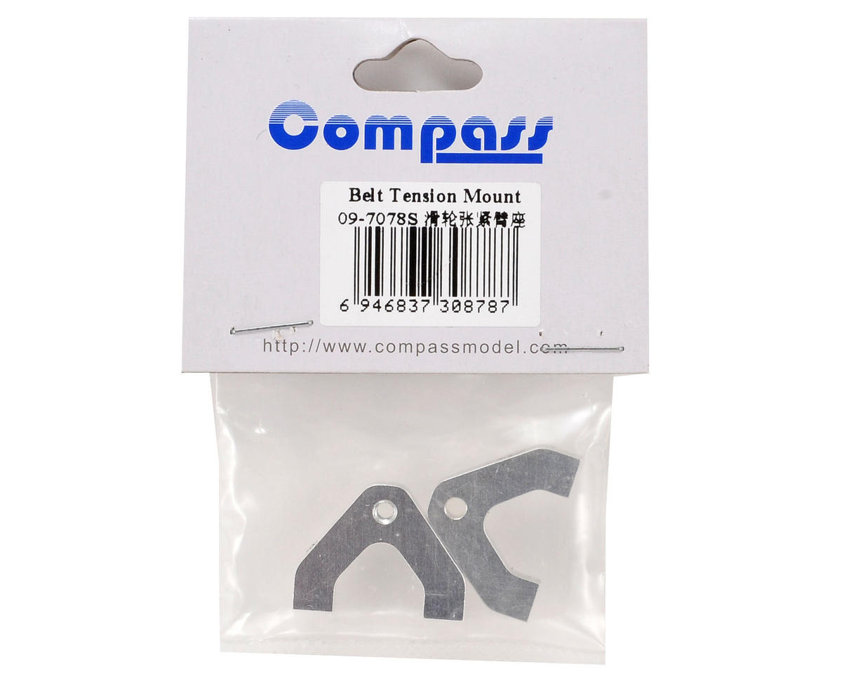 Compass Model Belt Tension Mount Set (2)
