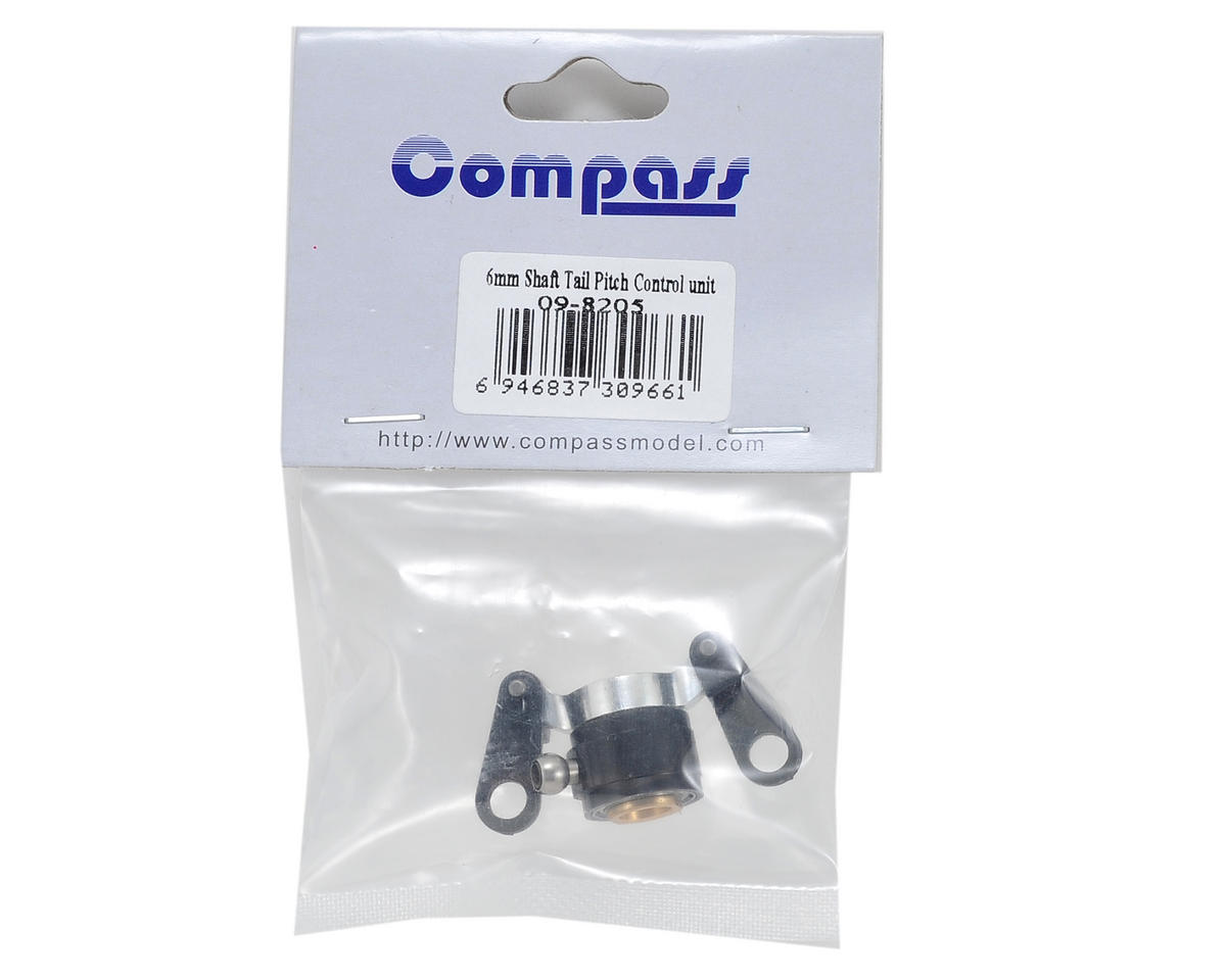 Compass Model 6mm V2 Tail Pitch Control Unit