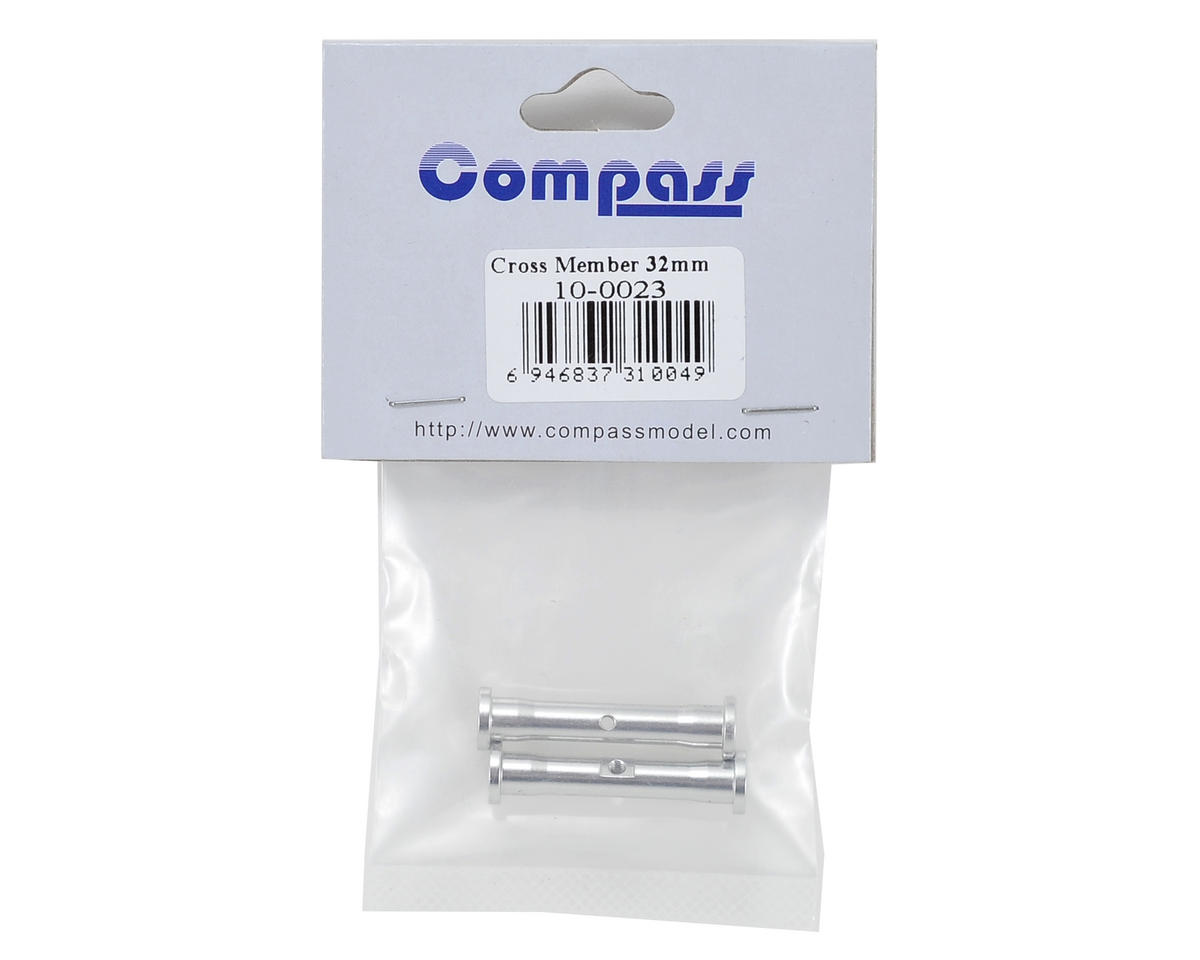 Compass Model 32mm Metal Cross Member (2)