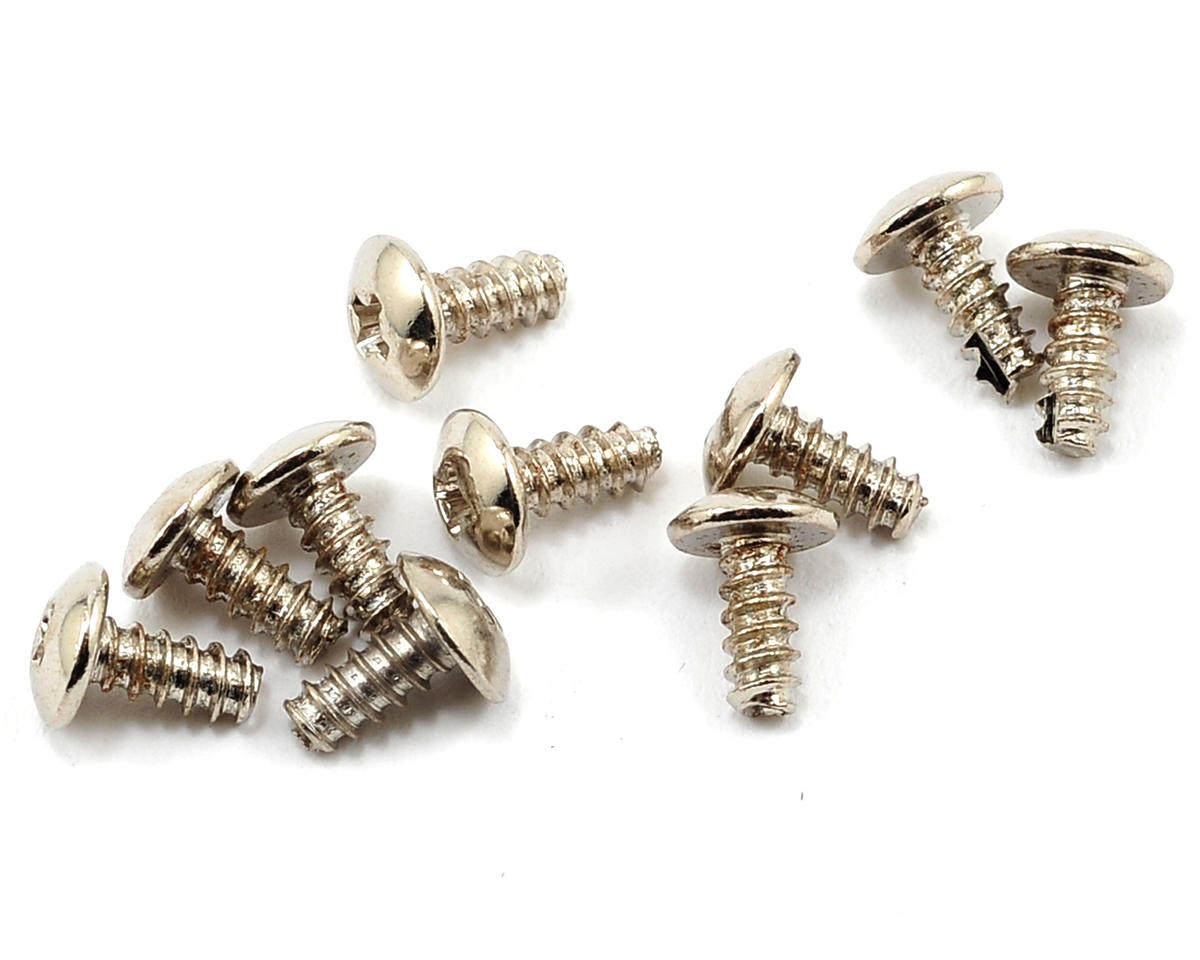 Compass Warp 360 Model 2.5x6mm Self Tapping Button Head Screw (10)