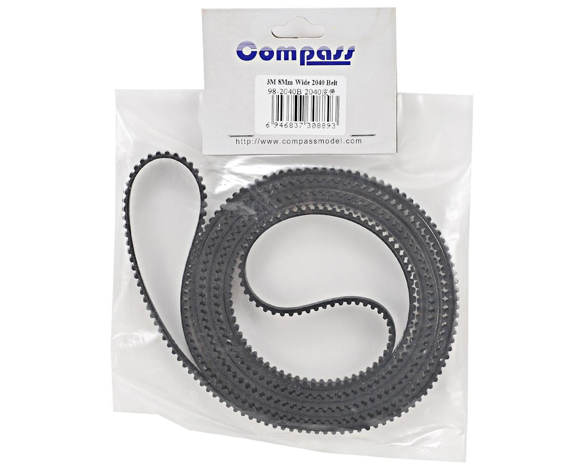 Compass Model Tail Belt (8mm Wide 2040 Belt)