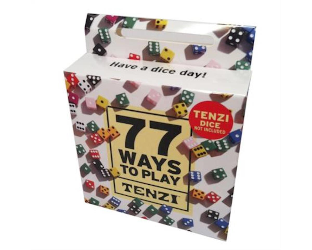 Carma Games  77 Ways To Play Tenzi