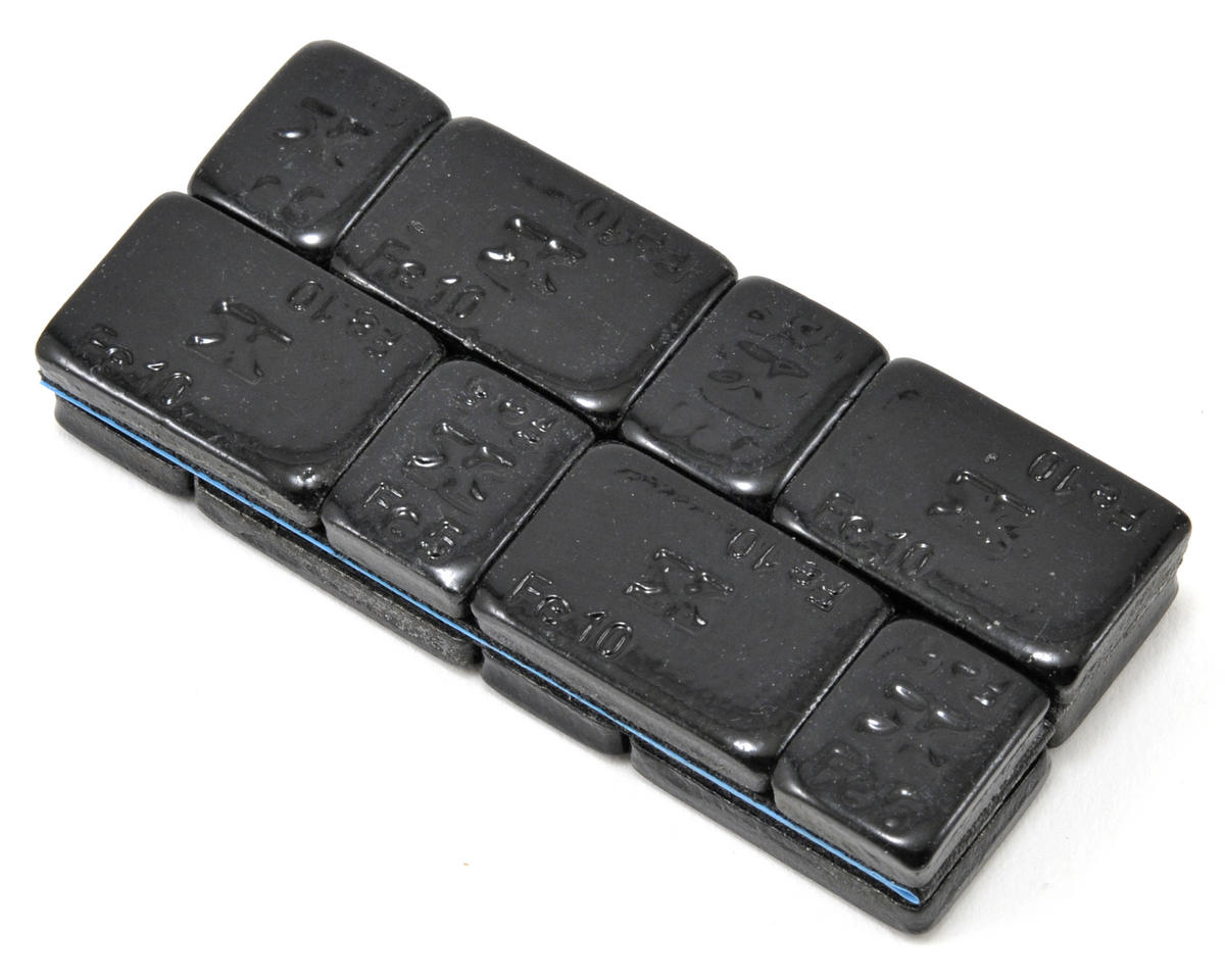 Core-RC X-Weight Set (16) (Black)