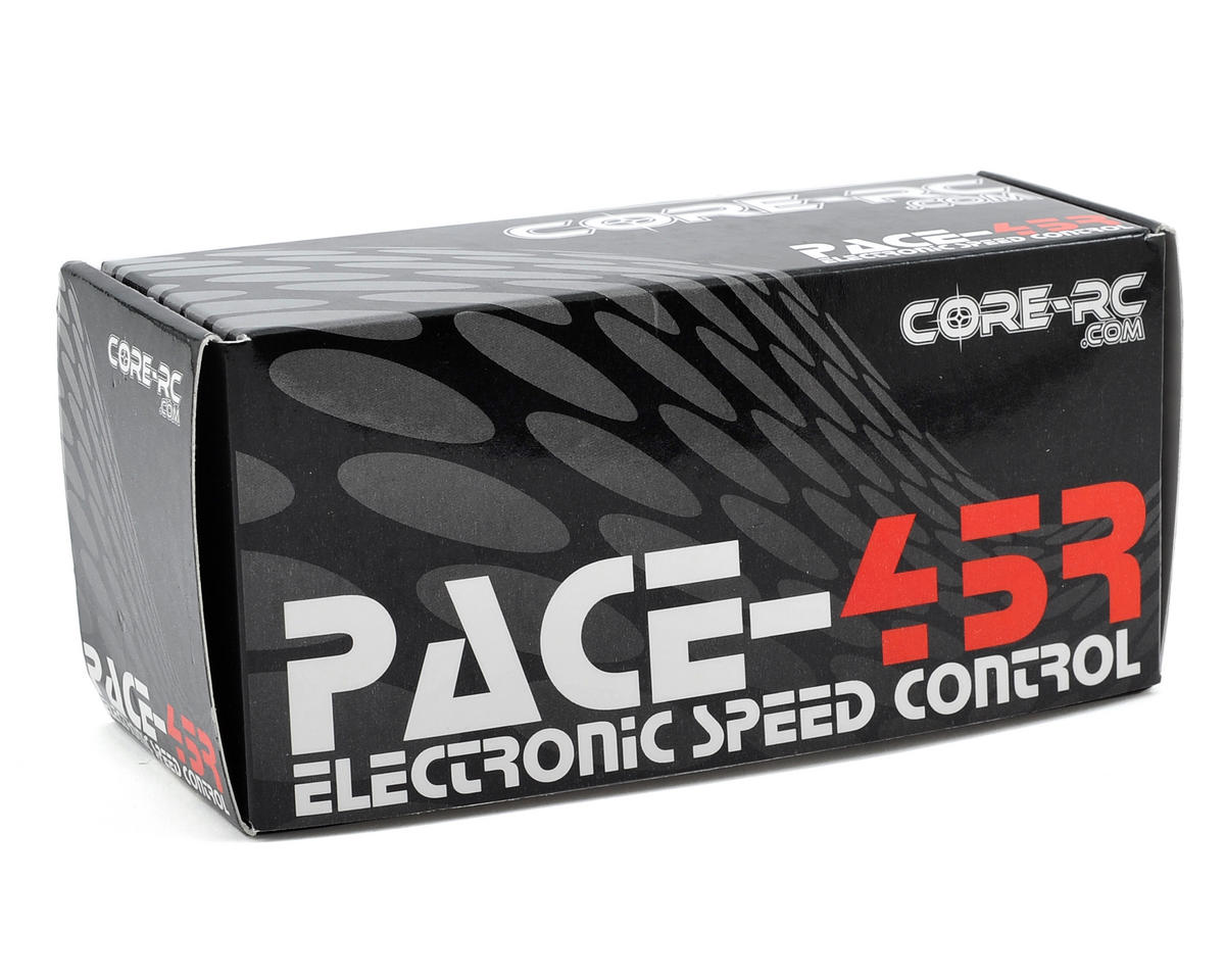 PACE 45R Brushless 1S/2S ESC by Core-RC