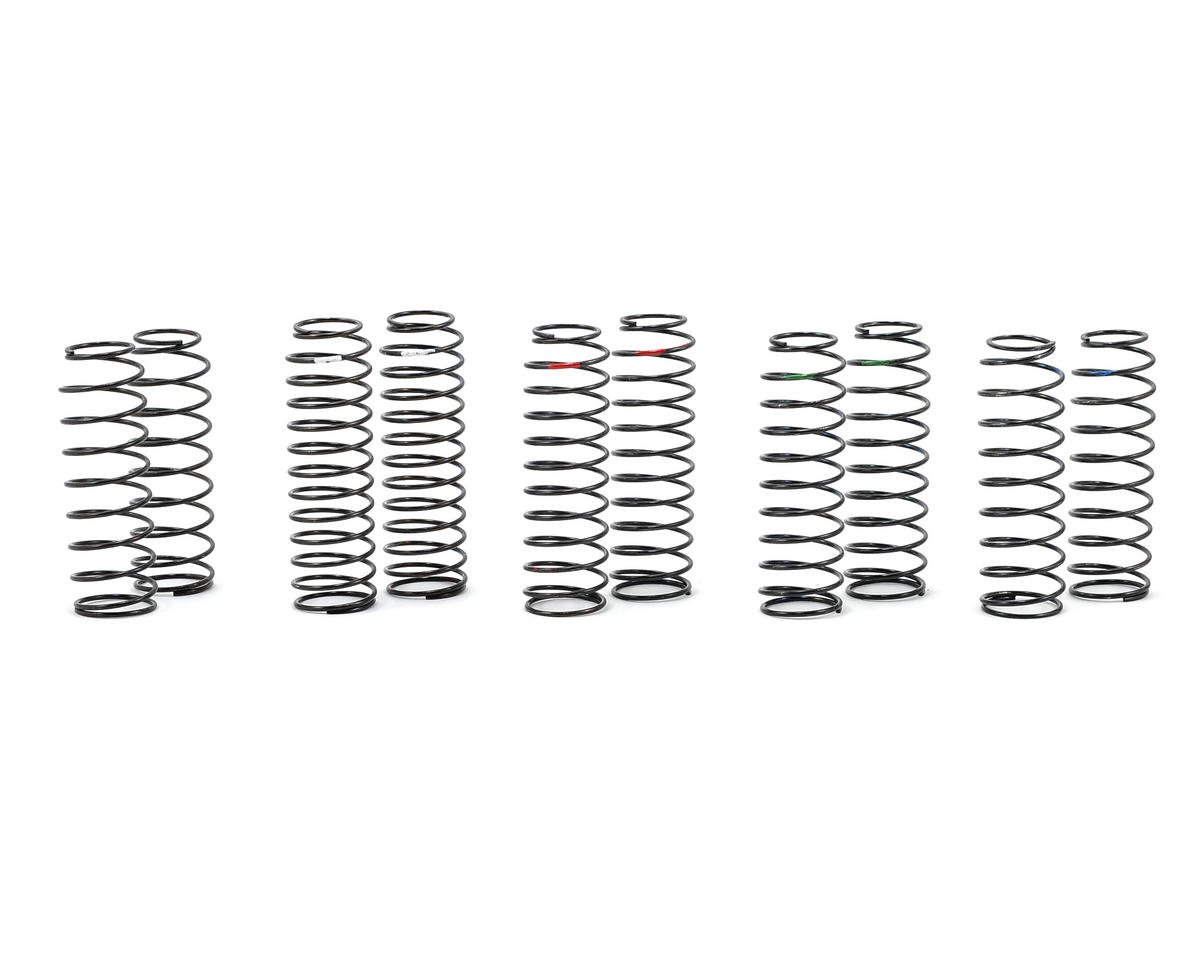 Core-RC Long Length Progressive Big Bore Shock Spring Tuning Set (5) (Schumacher CAT L1)